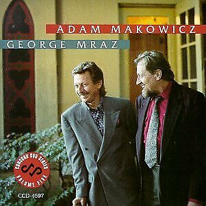 ADAM MAKOWICZ - Concord Duo Series, Vol. 5 - CD - Mint Condition  - $49.49