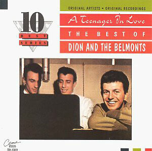 """DION & THE BELMONTS """"A TEENAGER IN LOVE BEST OF"""" NEW WRAPPED CD London Ontario image 1"""