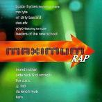 cd - Maximum Hits (Series) - Maximum Rap