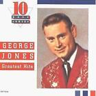 George Jones Greatest Hits CD