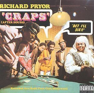 Richard Pryor-After Hours LP(rare early lp) + 3 bonus comedy lps