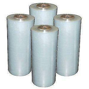 Pallet Wrap, shrink film, stretch wrap - 4 rolls