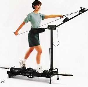 NordicTrak Ski Exerciser (Black Edition)