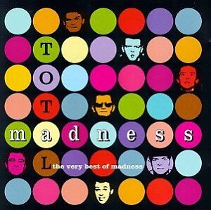 Madness-Total Madness cd-Excellent condition