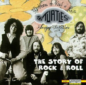 """THE TURTLES """"30 YRS OF R&R THE STORY OF R&R"""" NEW WRAPPED CD London Ontario image 1"""