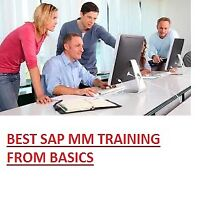 SAP MM TRAINING FROM A CERTIFIED AND APPROVED TRAINER