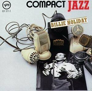 Billie Holiday-Compact Jazz cd-Excellent condition