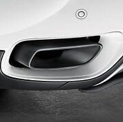 BMW x6 Auspuff