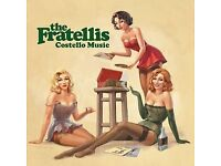 3 fratellis tickets Glasgow kelvingrove bandstand Friday 10th August face value £33 each