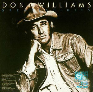 """DON WILLIAMS """"GREATEST HITS"""" BRAND NEW FACTORY WRAPPED CD London Ontario image 1"""