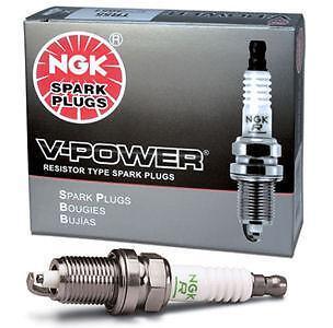 6 NGK VPower Spark Plugs Goldwing GL1800 & Rune - Goldwing Spark Plugs