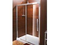 Shower door. Various sizes. NEW