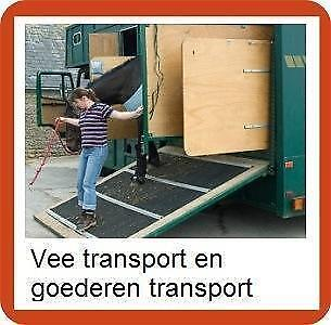 Vee transport vloer per m²
