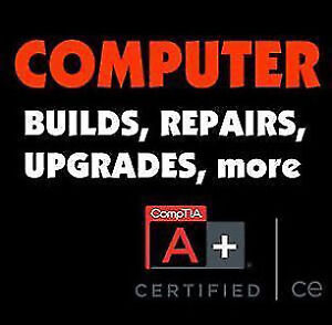 Computer Builds, Repairs and Hardware Upgrades