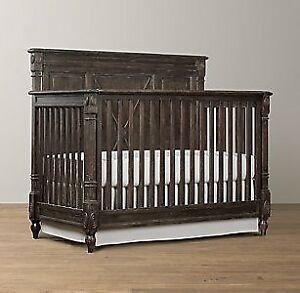 Restoration Hardware Jourdan Conversion Crib