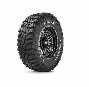Cooper Discoverer STT Pro 35X12.50R15 6ply, Brand New Tires