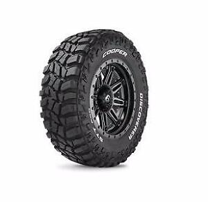 35X12.50R20 10 ply Cooper Discoverer STT Pro, NEW TIRES