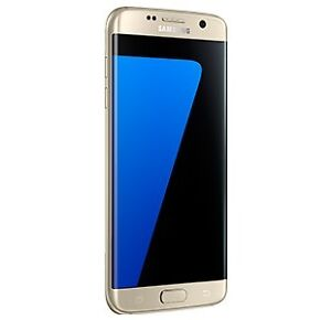 Brand new in the box Samsung Galaxy S7 Edge Fido/ Rogers  Gold London Ontario image 1
