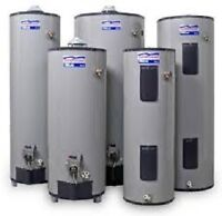 HOT WATER HEATER.AVOID A FLOOD.POWER VENT.NATURAL DRAFT.ELECTRIC