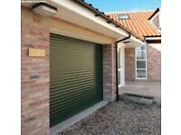 insulated garage doors for new dwellings, upgrading, replacements