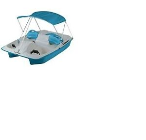 Five Person Paddle Boat