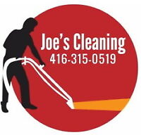 Professional Cleaning (residential/commercial) - 416-741-1473