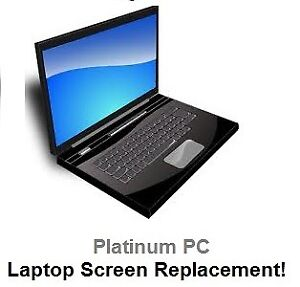 LAPTOP SCREEN REPLACEMENT!