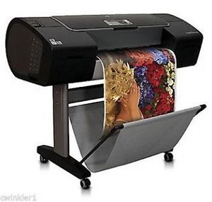 Refurbished HP Designjet plotters, with warranty, $650 & up London Ontario image 4