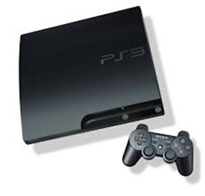 PLAYSTATION - PS3 (160GB) + 2 controllers for sale