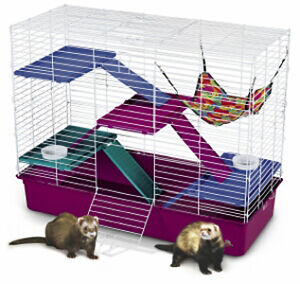 Superpet My First Home Multi Floor XL Cage