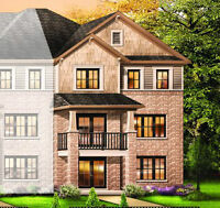 NOW BRAND NEW TOWNHOUSES FOR SALE IN STONEY CREEK, HAMILTON!!!