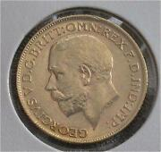 1911 Gold Sovereign