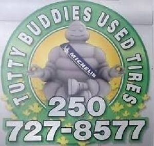 Variety of used tires for sale