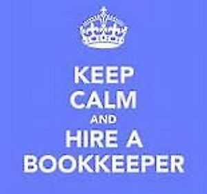 Part-time Bookeeper Available