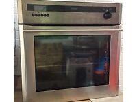Working Diplomat 600Ga ADP0150 gas oven