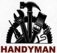 Larry the handyman Stittsville Kanata  613-869-7146