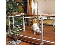 WANTED parts - Richard Burbidge Fusion Contemporary decking system