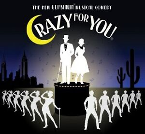 2 Crazy For You tickets for March 10th