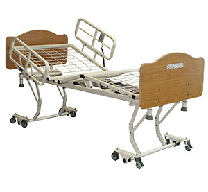 NEW long-term care or hospital bed
