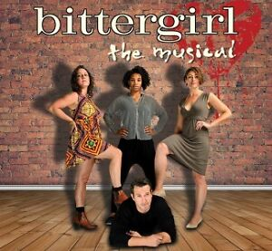 """TWO """"Bittergirl:  The Musical"""" tickets October 15, 8pm @Citadel"""