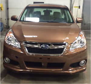 2011 Subaru Legacy 2.5i w/Limited AWD ONLY 14500km