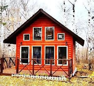 A Cozy Cabin for Sale