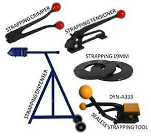 Dynaton Strapping and Accessories QLD