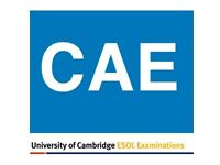CAE/FCE English teacher. Native, highly qualified and experienced. (SKYPE LESSONS)