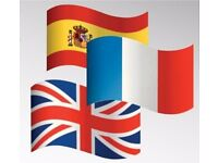 Experienced and friendly Spanish & French tutor located in Hull