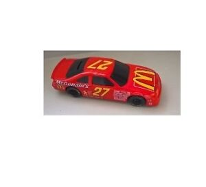 McDonalds Diecast NASCAR Racing Champions Car with Gold Key