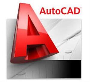 Auto cad/ Autocad/Photoshop software installation / ONLY $20***