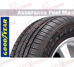 215/60R16 Goodyear assurance fuel max 95H ** Promotion sale ** 105000 km tread lift limited warranty