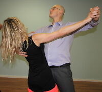 Ballroom and Latin Dance lessons for Adults