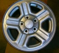 Full set of rims with TPMS